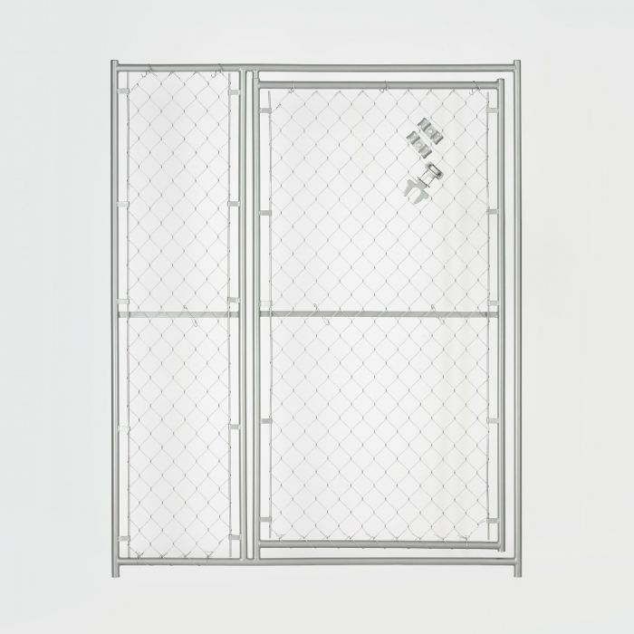 Modular Chain Link Kennel Gates, Opening 36'' | Lucky Dog