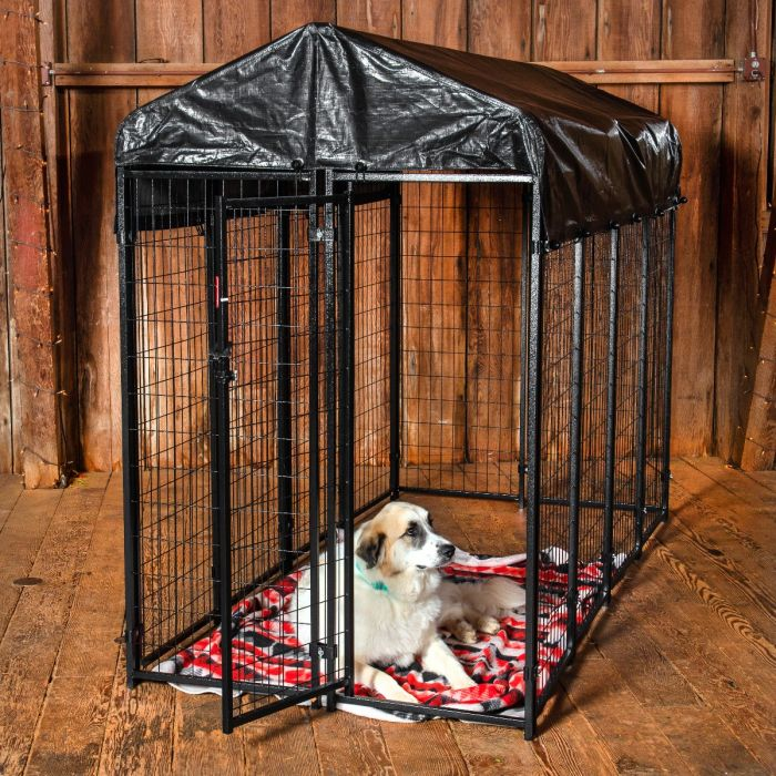 Lucky Dog Uptown Dog Kennel