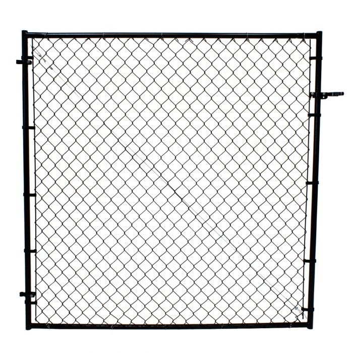 Fit Right Adjustable Walk Gate Kit, Square | Lifetime Fence