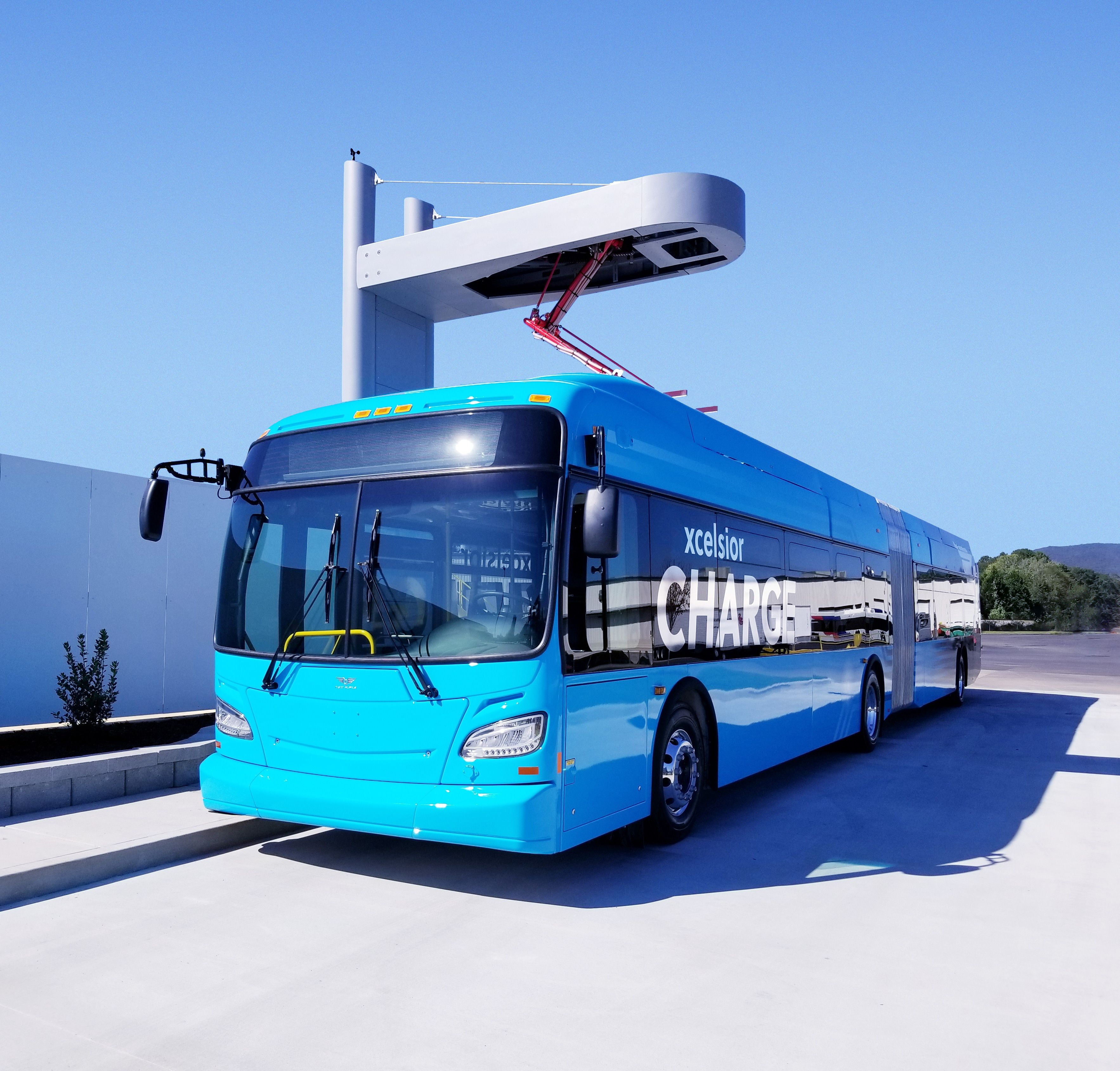 Xcelsior Charge Bus