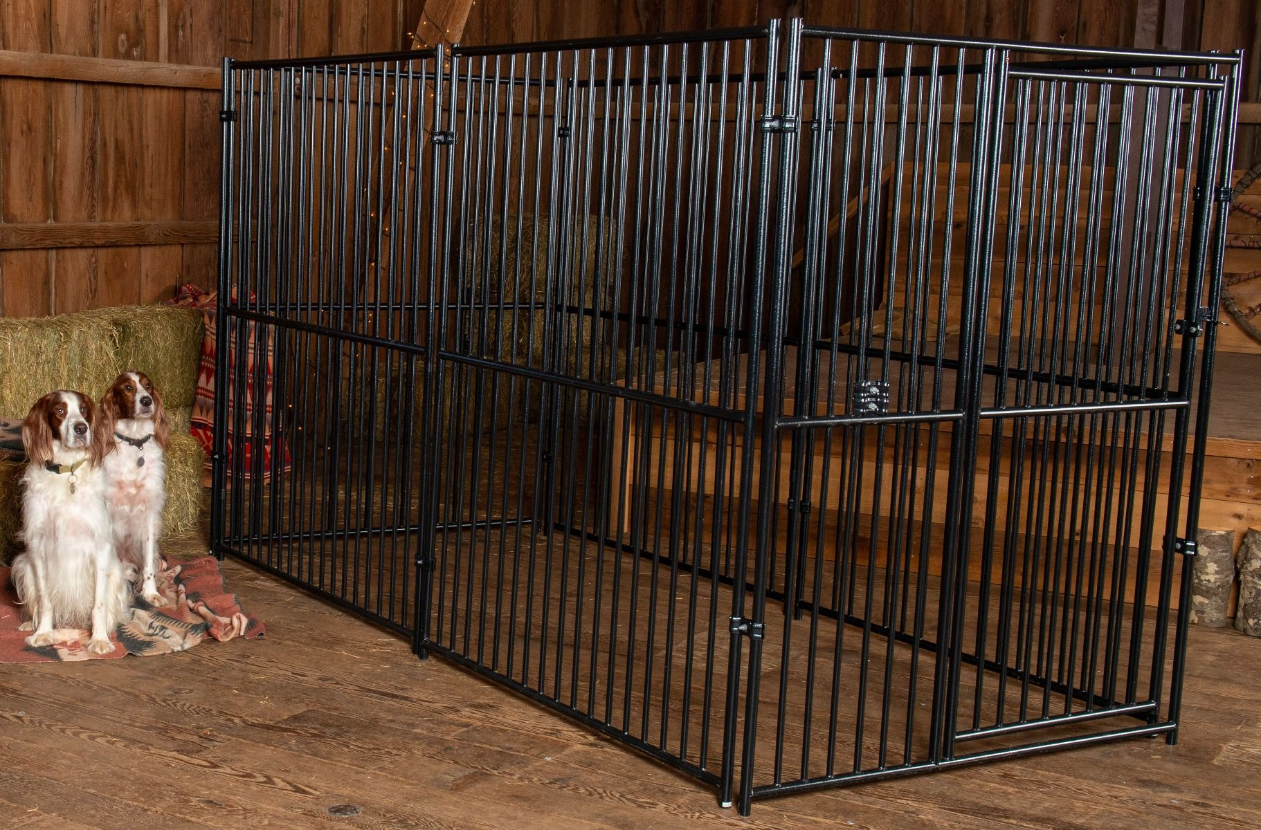 Lucky Dog® Euro Style Kennel